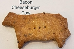 Bacon CheeseBurger Cow