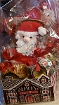 Christmas Gift Basket w toy