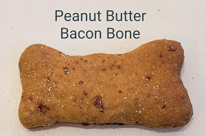 Peanut Butter Bacon Bone
