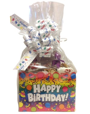 Home GIFT BASKETS BIRTHDAY BASKET
